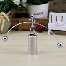 Desk Toy Gifts Balance Ball Home Decor Metal Man Modern Crafts Mini