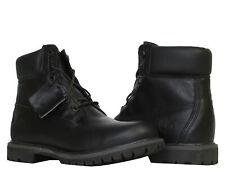 Timberland 6-Inch Premium WaterproofBlack Leather Women's Boots 8161B