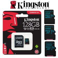 Kingston Canvas Go 32GB 64GB 128GB Micro SD Card Class10 Memory Card 4K U3 90Mbs