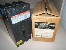 GENERAL ELECTRIC CIRCUIT BREAKER CAT# THLC134020  3P 480V 20A