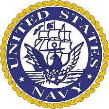 U.S. Navy Seal Wall Window Vinyl Decal Sticker Military