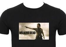NEW The Walking Dead T Shirt Horror Zombie Tv Show Comic Rick Daryl