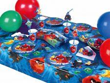 Angry Birds the Film Kid's Birthday Party Decoration Birthday Movie 2016 Set