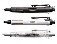 TOMBOW AirPress Stylo à bille-Noir, Blanc ou Transparent