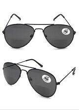 Gafas de sol de aviador Gafas de Lectura Bifocal SL293B/forma clásica con estilo y 100% Uv