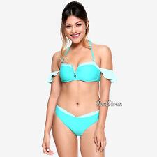 8c829d6dfecf6 Disney Aladdin Jasmine Off-The-Shoulder Swim Suit Swimsuit Bikini Top OR  Bottom