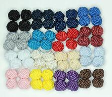 Seda Nudo Gemelos disponible 24 Colores (un tono)