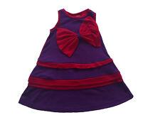 LOLA ET MOI - PROMO -70% - Robe Birthday Party violet - Neuve avec étiquette