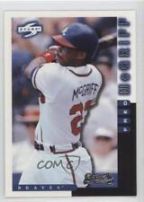 1998 Score Team Collection Atlanta Braves #14 Fred McGriff Baseball Card