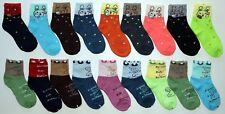 5*er.Mädchen Socken.Kindersocken.Strümpfe.Baumwolle.Gr.:24/27; 27/30; 30/33.NEU.