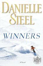 Winners (Random House Large Print) by Steel, Danielle Book The Cheap Fast Free