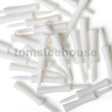76mm PLASTIC STEP GOLF TEES LARGE *** 50 PACK ***