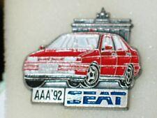Seat Toledo Pin Badge  AAA 1992 Auto Show Pin