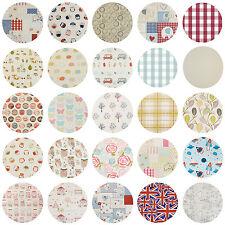 Fryetts PVC Tessuto Rotondo Pulibile Con Panno Tovaglia in tela cerata di tutti i disegni e dimensioni
