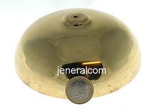 Campana suoneria orologeria pendolo parigina  ottone diametro 13,00 cm.