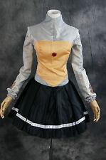 a-603 Gr. M VOCALOID DIVA F Miku Cosplay Kostüm Set Kleid Roboter Anzug