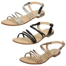 Ladies Savannah Strappy Summer Sandals