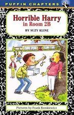 Horrible Harry in Room 2B by Kline, Suzy