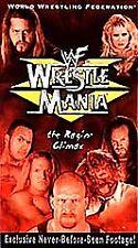 WWF - WrestleMania 15: The Ragin Climax original no rental STONE COLD MANKIND