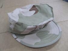 USMC DESERT CAMO UTILITY 8 POINT MILITARY CAP HAT ALL SIZES EB1201