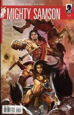 Mighty Samson #4 Comic Book Jim Shooter Valiant - Dark Horse