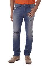 Diesel Thavar-NE R73T8 Herren Jeans Hose Slim Skinny Joggjeans