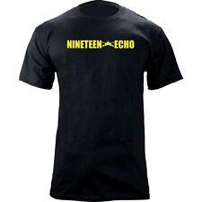 US Army Armor Crewman MOS 19 Echo Nineteen Echo 19E Veteran T-Shirt