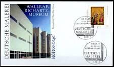 BRD 2005: Deutsche Malerei! Drei Könige! FDC der Nr 2437 Berlin-Stempel! 1A 1603