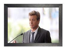 Simon Baker 3 actor australiano cartel el mentalista Sexy Star hombre apuesto Foto