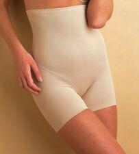 NAOMI NICOLE Nude Soft Smooth Comfortable Firm High Waist Boy Short Womens L 2XL