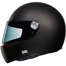 Nexx XG 100 R purista Retro Negro Mate Casco De Motocicleta Moto Cafe Racer