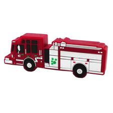 16GB 32GB Pendrive 3D Fire Fighting Truck Model USB Flash Drive Memory Stick