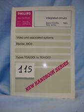 LIBRO - BOOK. INTEGRATED CIRCUITS. BOOK IC02 NB NEW SERIES 1985.  COD$*115