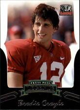 2006 Press Pass Legends Football Choose Your Cards