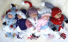 Tejer patrón Para Hacer 5 Great British Bebés 0/3 3/6 & 6/12 Meses / RENACIDA