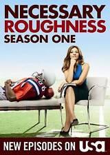 Necessary Roughness: Season One (DVD, 2012, 3-Disc Set)