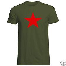 Stella Sovietica T-shirt (il comunismo SOCIALISTA ALA SINISTRA 99% occupano le persone Power Marx)
