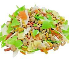 PREMIUM FISH MIX - (500g - 10kg) - PawMits Pond Sticks Pellets Flake Food Carp k
