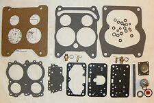 Carburetor Rebuild Renew Kit Holley Auto Marine Spread Bore 4164 4175 Quadrajet