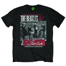 The Beatles Star Club Hamburg Camiseta Licencia oficial Chico Rockoff