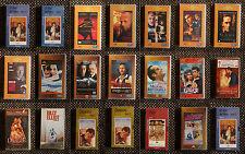 Peliculas VHS de los 80-90 accion, aventuras y clasicos - Varios Titulos lote