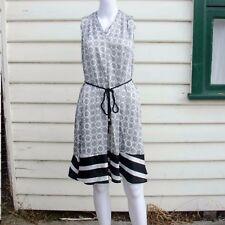 Peter Som (For Design Nation) Halter Dress in Black Sleeveless Small, Medium