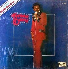 TYRONE DAVIS - WITHOUT YOU IN MY LIFE - 1972 - DAKAR LP - SHRINK WRAP