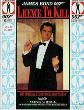 Eclipse Graphic Novel: James Bond,License to Kill (SC)