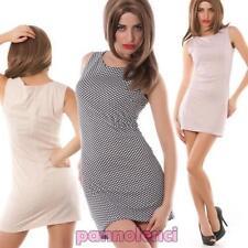 Minirobe femme robe pois audrey robe fourreau costume neuf AS-5003