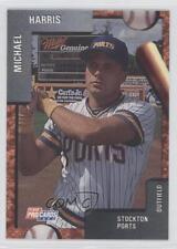 1992 Fleer ProCards Minor League #48 Michael Harris Stockton Ports Baseball Card