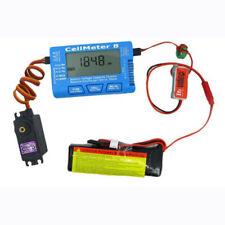 RC CellMeter-8 Digital Battery Capacity Checker for NiMH Nicd LiFe LiPo Li-ion