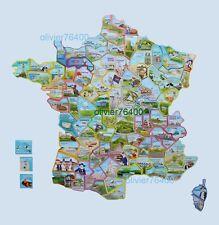magnet Le Gaulois - collection départ'aimant FRANCE 2008 - un magnet au choix