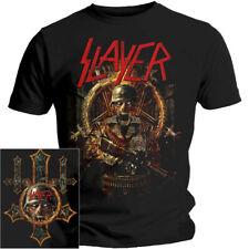 Slayer Hard Cover Comic Book Shirt S-XXL Thrash Metal T-Shirt Officl Tshirt