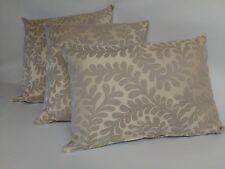 Laura Ashley Berkeley Fabric cushion cover, Reversible, Zipper fastening